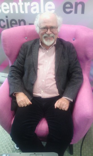 Coming to terms with an implausibly pink armchair